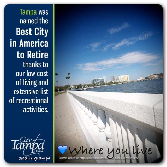 Best place to retire in the united states number one for for Best cities in the united states