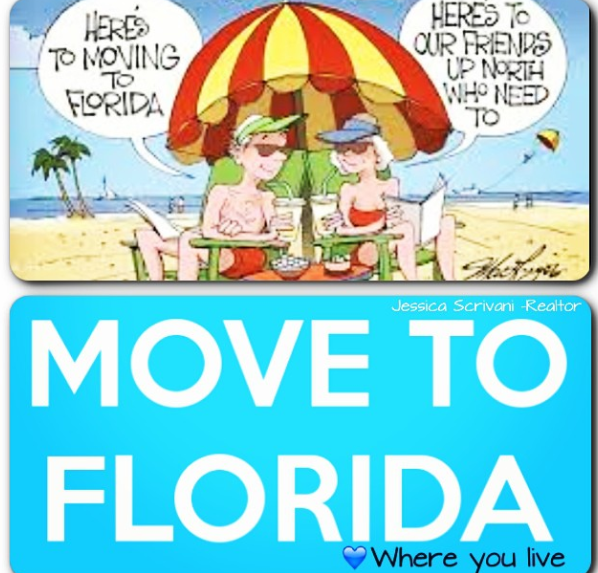 Why Move To Florida 1 Reason No State Income Tax